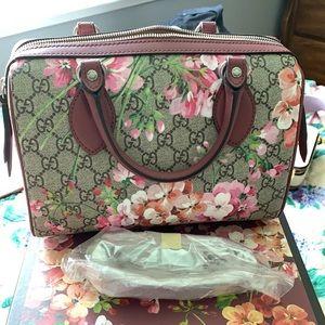 Gucci Boston Blossom limited edition